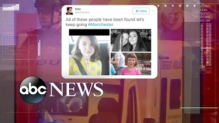 Desperate search for survivors after Manchester attack thumbnail
