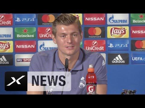 Toni Kroos über den BVB und das Drama um Cristiano Ronaldo | Borussia Dortmund - Real Madrid