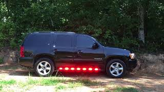 Tahoe Nighthawk Runningboard Lights From POVequipped.com