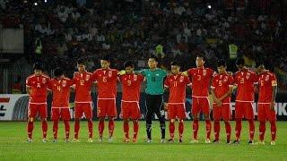 Myanmar Vs Thailand AFF Suzuki Cup (Semi Final ) First Leg 2016 HIGHLIGHTS HD