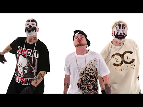 Insane Clown Posse  - 6 Foot 7 Foot (7 Foot 8 Foot ft. Lyte)