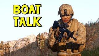 Boat Talk | ArmA 3