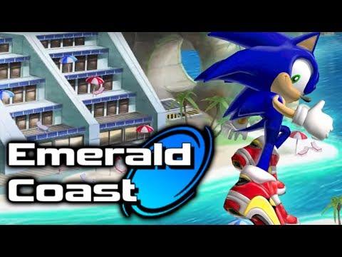 Emerald Coast in Sonic Adventure 2