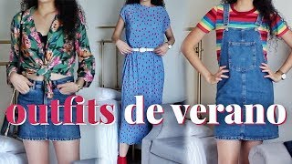 7 Outfits Para Este Verano (Video Vertical) | Fer Estrada