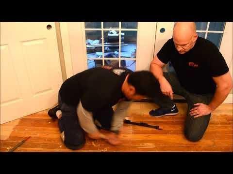 Hardwood Floor Ser Refinishing