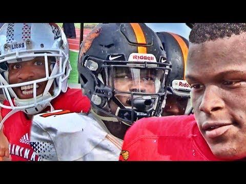 Booker T. Washington 20 vs Chaminade Madonna Lions 35 | High School Football Highlights