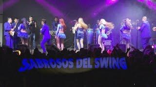 Sabrosos Del Swing - Concierto Sabroson / Calidad 4K