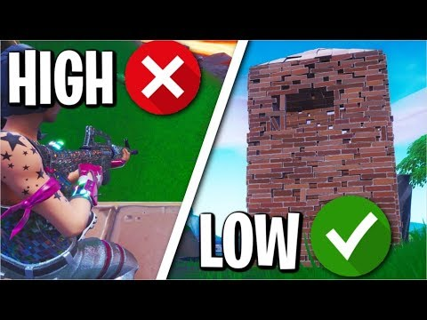 Why You Don't Need The High Ground To Win Fights In Fortnite! (Season 8)