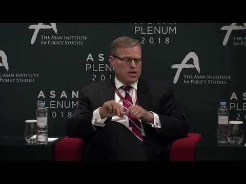 """[Asan Plenum 2018] Night Session - """"Values Diplomacy"""""""