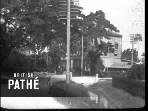 British Guiana - The Country And Its Industries Reel 3 (1924)