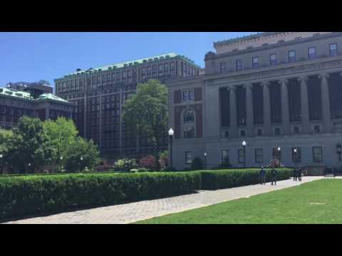 Columbia University inside the Campus quick check