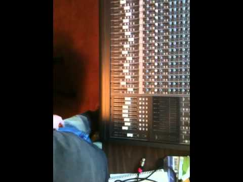 mackie 24 8 recording console youtube. Black Bedroom Furniture Sets. Home Design Ideas