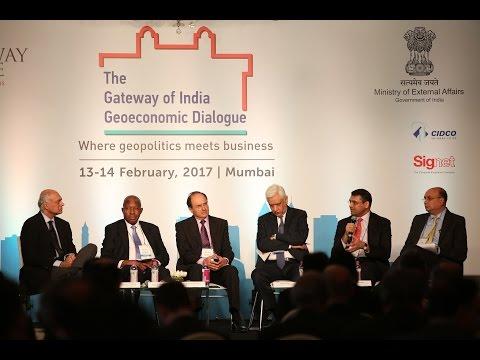 Geoeconomic Dialogue I: A Reversal of Globalisation?