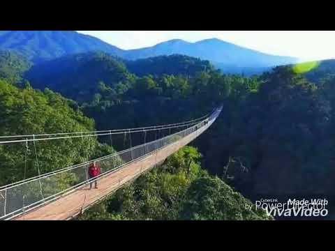 jembatan-gantung-situ-gunung-sukabumi-#new-travel-2018