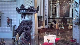 Dagmis donderdag 21 oktober 2021, St.-Elisabethkerk Grave