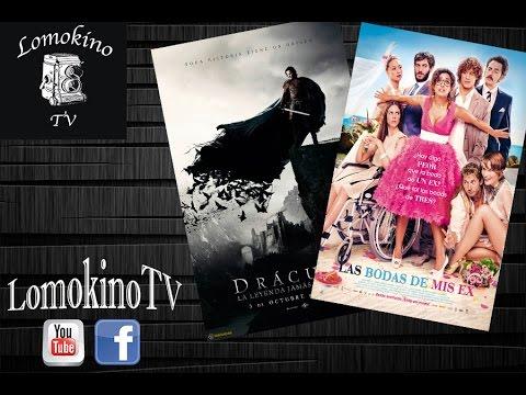 LomokinoTV: Dracula: La historia jamas contada, Las bodas de mis Ex, IPN...
