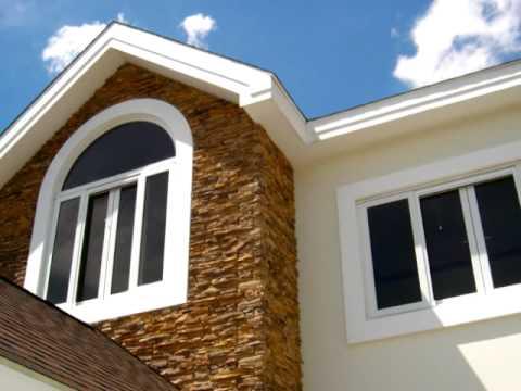 Casa moderna modelo palmira reserva san roque for Casa muebles palmira