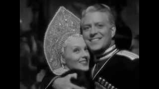 """At the Balalaika"". Nelson Eddy. Ilona Massy. Orlando Silva."