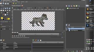 Bone-driven Image Distortion (part 1)
