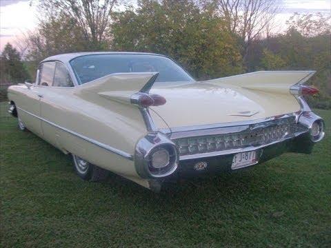 Classic Cadillac Coupe Deville 1959 At Lastchanceautorestore Com