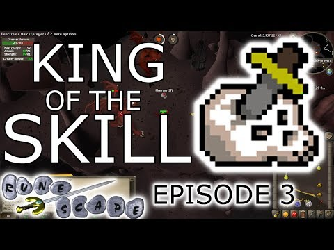 Thumbnail: OSRS - King of the Skill - Slayer Ep. 3