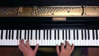 Tutorial piano y voz Me muero por conocerte ( Alex Ubago )