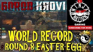 ROUND 8 WORLD RECORD