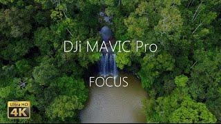 Test du focus DJi Mavic pro 4K