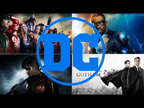 DCTV Tribute - Justice League Heroes