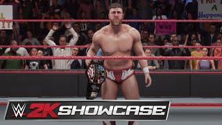 WWE 2K19: The Return of Daniel Bryan - Odcinek 3!✔.