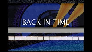 Keane - Back In Time - Piano cover