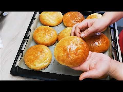 pain-burger-moelleux-et-trÈs-trÈs-facile-(-cuisine-rabinette-)
