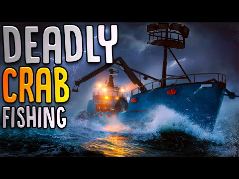 I Did A Full Season Of Crab Fishing On The Stormy Bering Sea In Deadliest Catch The Game