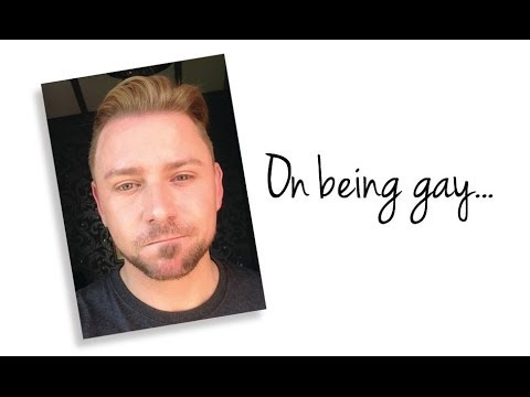 Wayne goss makeup gay