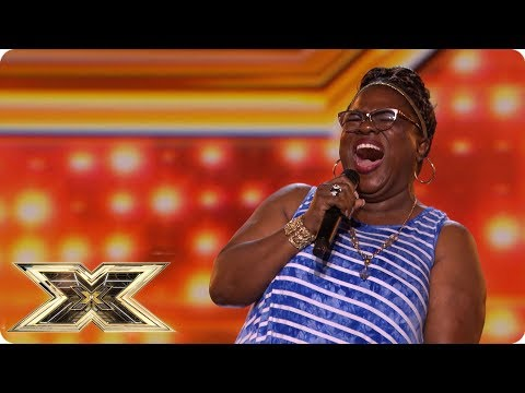 Unfinished X Factor business for Panda Ross!  Auditions Week 4  The X Factor UK 2018