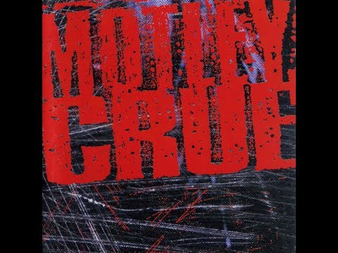 Motley Crue self-entitled 6th Studio Album