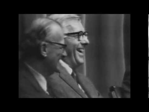 """Ray Bradbury Reads His Poem """"If Only We Had Taller Been"""""""