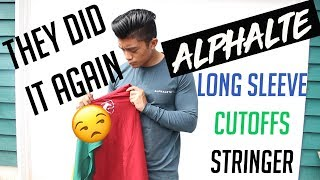 I CANT BELIEVE THEY DID THIS   ALPHALETE HAUL   DEADLIFT DAY