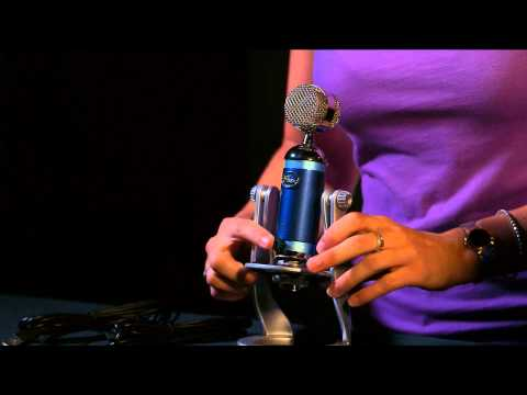 Spark Digital Introduction - Studio Mic for iPad/iPhone & USB | Blue Microphones