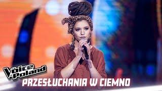 """Ada Nasiadka - """"Wild Horses"""" - Przesłuchania w ciemno - The Voice of Poland 10"""