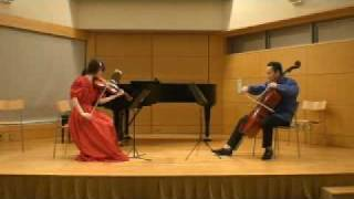 Salut d' Amour (Love Greeting), E. Elgar  【trio】