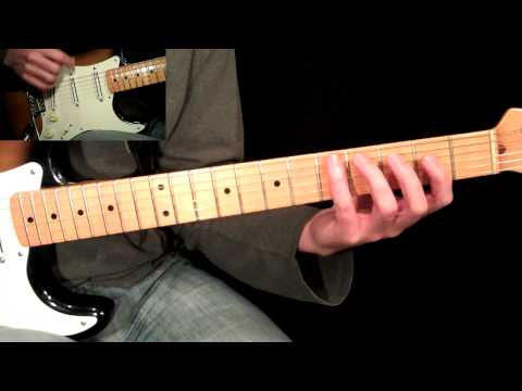 Major Triad Inversions Across The Guitar Fretboard Guitar Lesson