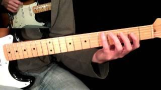 Major Triad Inversions Across The Guitar Fretboard Guitar Lesson thumbnail