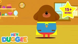 Dressing Up with Duggee! - 15 Minutes - Duggee's Best Bits - Hey Duggee