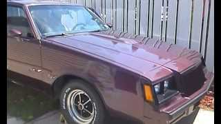 1983 Buick Regal with Buick 350