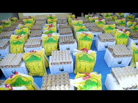 مشروع توزيع السلة الغذائية 1441 هـ - مؤسسة الرسالة الخيرية