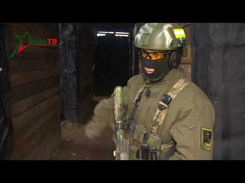 Военное обозрение (05.03.2020) Подготовка разведчиков