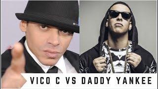 Vico C dice porque nunca ha grabado con Daddy Yankee – La Hora del Contacto
