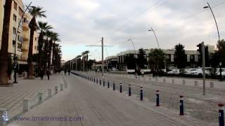 Karşıyaka tramvay hattı Ataşehir-Bostanlı kesimi