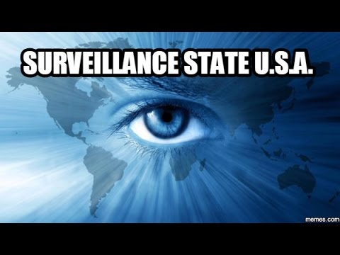 UNRIVALED Surveillance State Monitors Every American Citizen!